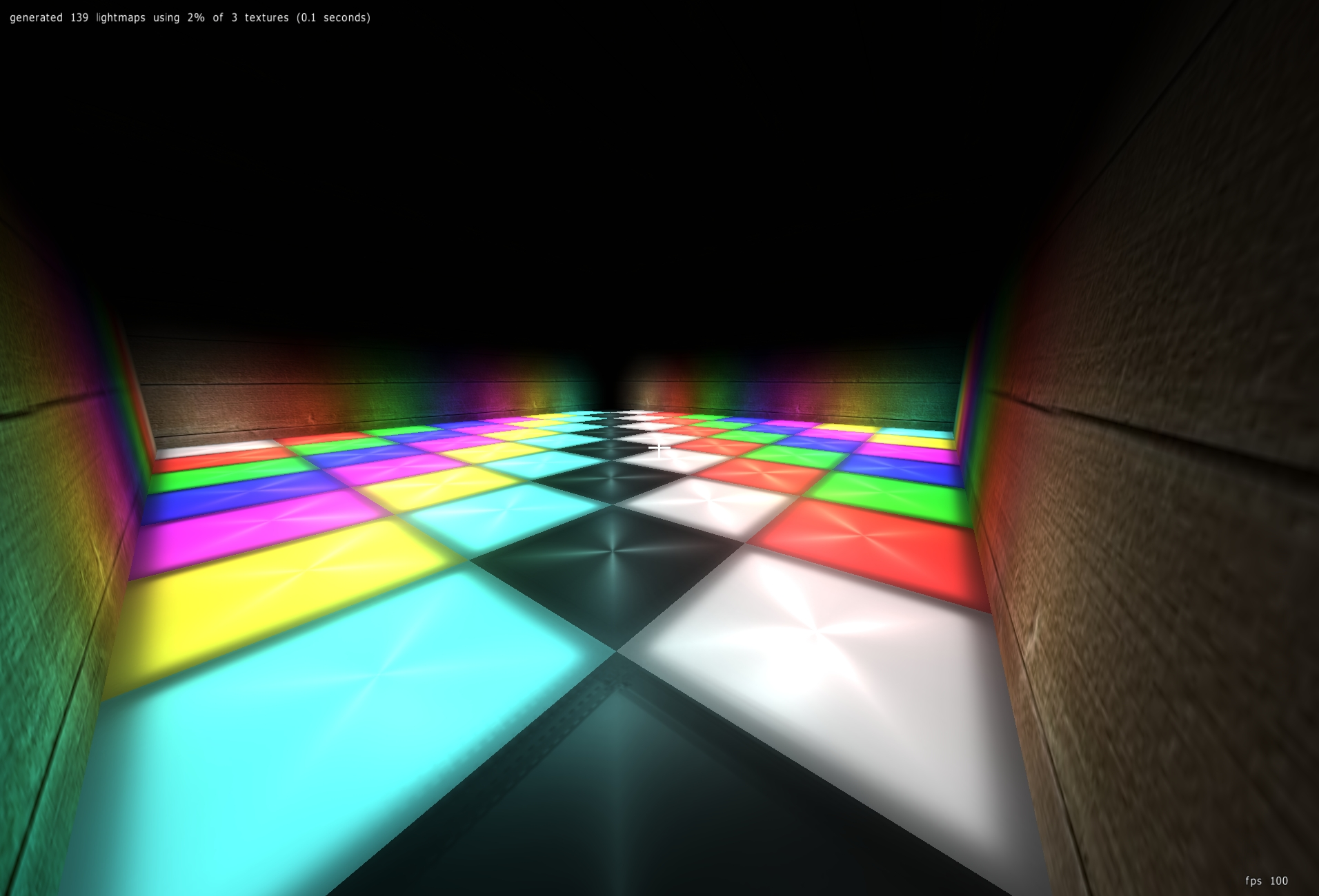The disco floor tiles that are currently WiP