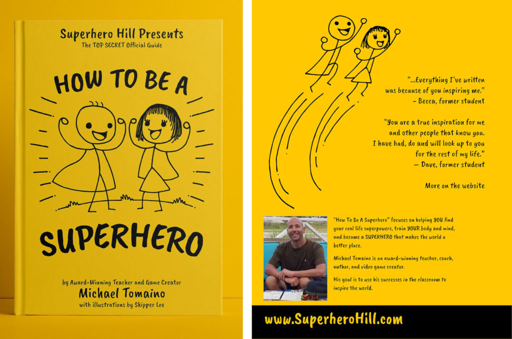 How To Be A Superhero: The TOP SECRET Official Guide cover