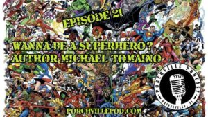 How To Be A Superhero Podcast